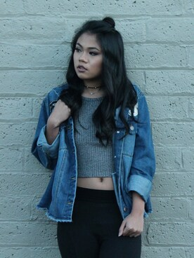 (FOREVER 21) using this Thuong Nguyen looks