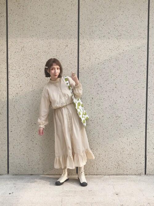 satou使用(marimekko)的時尚穿搭