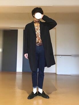Hiro*さんの(ユニクロ|ユニクロ)を使ったコーディネート