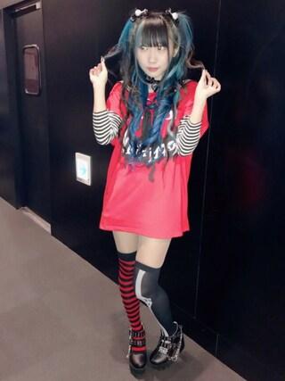 Sweetstar|シイナナルミさんの(YOSUKE|ヨースケ)を使ったコーディネート