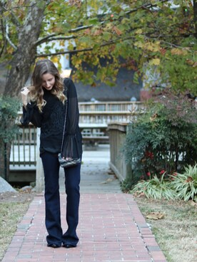 「Steve Madden Small Quilted Crossbody(Steve Madden)」 using this kaitelizabeth looks
