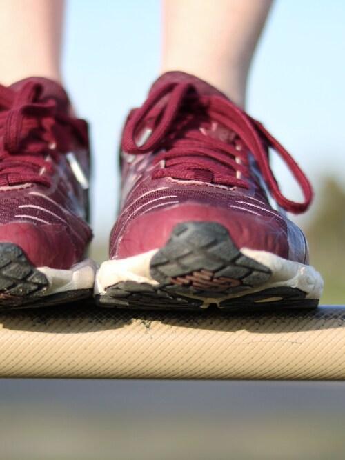 「New Balance '890 V5' Running Shoe (Women)(New Balance)」 using this kaitelizabeth looks