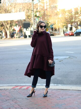 「Free People Womens Extreme Cowl(Free People)」 using this kaitelizabeth looks