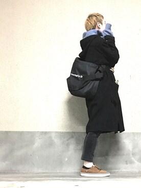 Sachioさんの(FPAR|フォーティーパーセントアゲインストライツ)を使ったコーディネート