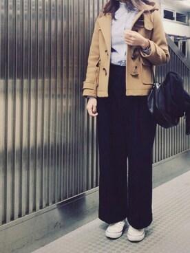 YUKAさんの(ACNE|アクネ)を使ったコーディネート