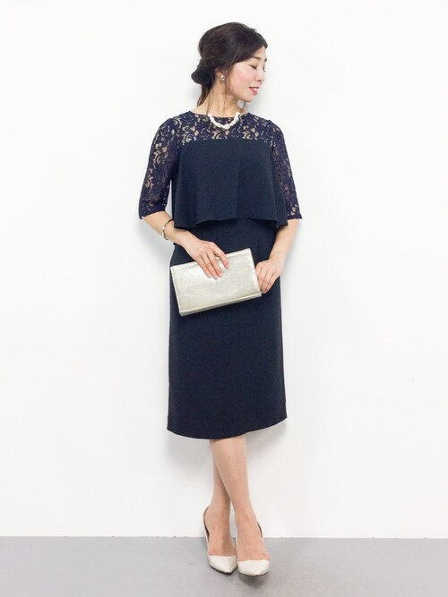 f6c59c914ee23 RINA(ZOZOTOWN)|AIMERのドレスを使ったコーディネート - WEAR