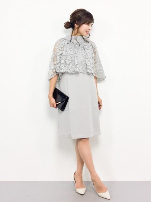 e69d2dfef4c55 RINA(ZOZOTOWN)|classicalelfのドレスを使ったコーディネート - WEAR