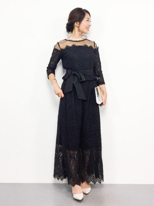 6fa196900cd8f RINA(ZOZOTOWN)|GIRLのドレスを使ったコーディネート - WEAR