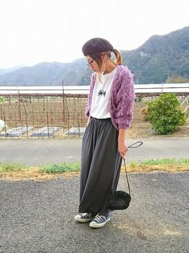 Sporo*さんの(natural couture|ナチュラルクチュール)を使ったコーディネート