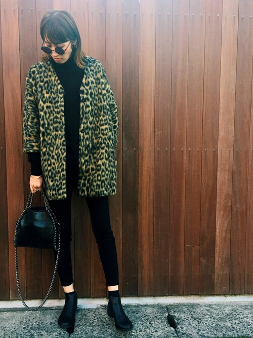 「Monki Clean Ankle Boots(Monki)」 using this maichin looks