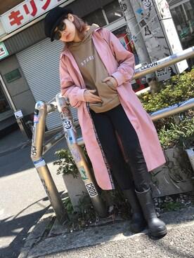 瀬戸あゆみさんの(ACNE|アクネ)を使ったコーディネート