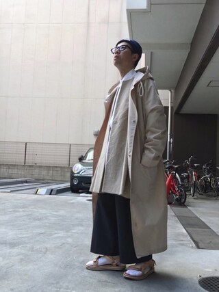 (DROLE DE MONSIEUR) using this Satoru looks