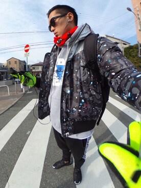 Masanobu Nagataさんの(adidas|アディダス)を使ったコーディネート