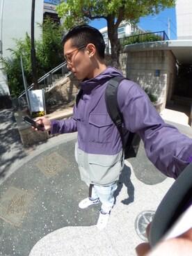 Masanobu Nagataさんの(AIR JORDAN|エアジョーダン)を使ったコーディネート