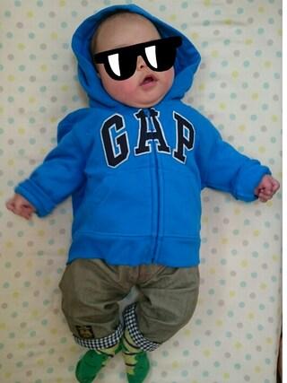 ひなさん☀さんの(babyGAP babyGAP)を使ったコーディネート