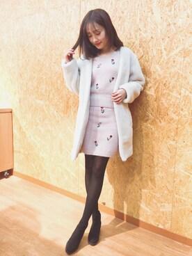 前田希美さんの(REDYAZEL|レディアゼル)を使ったコーディネート