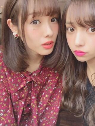 (hina) using this 前田希美 looks