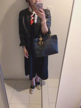 sakiさんの(Christian Dior)を使ったコーディネート
