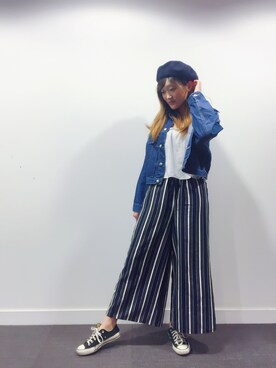 「【CONVERSE】ALLSTAR OX(CONVERSE)」 using this ゆか looks