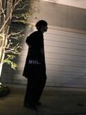 ゆかりさんの「アートガラカイキンシャツ(HARE)(HARE|ハレ)」を使ったコーディネート