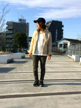 AVIREX  川崎|mizuochiさんの(AVIREX|アヴィレックス)を使ったコーディネート