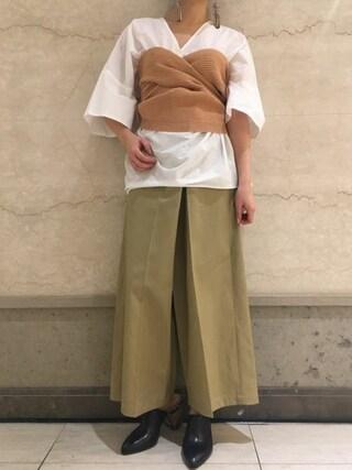 MIDWEST OSAKA LUCUA|saki enomotoさんの(08sircus|ゼロエイトサーカス)を使ったコーディネート