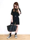 「H&M - Sunglasses - Tortoise - Ladies(H&M)」 using this ayana  looks