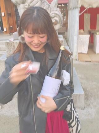 mystic福岡ソラリアプラザ店|aoiikegayaさんの「【mystic】プリーツ袖ボリュームブラウス(mystic|ミスティック)」を使ったコーディネート
