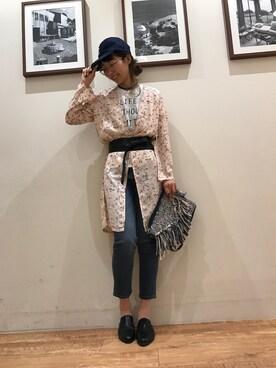 SHOO・LA・RUE Ayumiさんの(Cutie Blonde キューティーブロンド)を使ったコーディネート