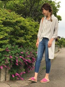 SHOO・LA・RUE|Ayumiさんの(ヘアアレンジ✂️✨)を使ったコーディネート