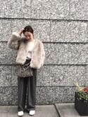 「Stella McCartney Falabella Tote(Stella McCartney)」 using this 三條場夏海 looks