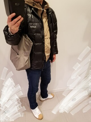 Ossanさんの「mont-bell SUPERIOR DOWN JKT MEN'S(mont-bell|モンベル)」を使ったコーディネート