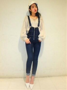 GYDA名古屋丸栄店|木村恵里香さんのコーディネート