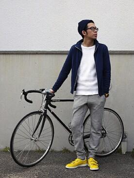 PATRICK LABO KICHIJOJI|LB_MATSUさんの(PATRICK|パトリック)を使ったコーディネート