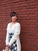 Mai Hatsuzaki is wearing FOREVER 21