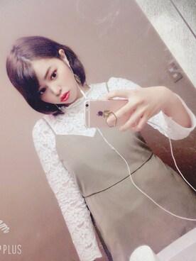 Yumiko Takahashiさんの(LOWRYS FARM ローリーズ ファーム)を使ったコーディネート