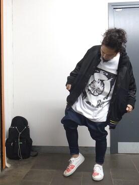 (ユニクロ) using this しょいらす looks