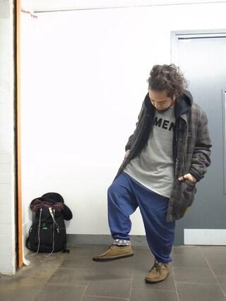 「AMEN Tシャツ(STOF)」 using this しょいらす looks