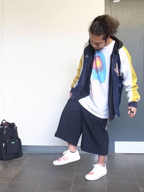 しょいらす is wearing PAM