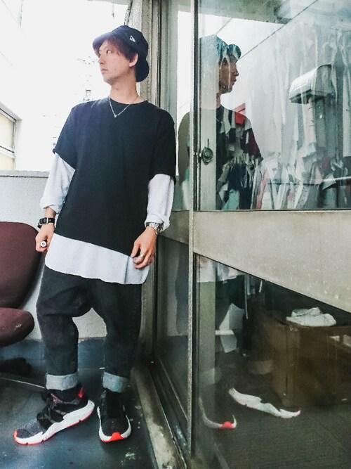 22uuuu_keisuuuu使用(adidas)的时尚穿搭