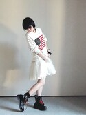 (Dr.Martens) using this ぺんぺん looks
