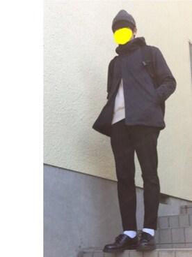 tomさんの(URBAN RESEARCH DOORS MENS|アーバンリサーチ ドアーズ メンズ)を使ったコーディネート