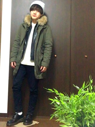 「Dr. Martens 1461 59 3EYE SHOE(Dr.Martens)」 using this だいき looks