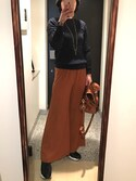 「Mulberry The Alexa leather satchel(Mulberry)」 using this Karikarika19 looks