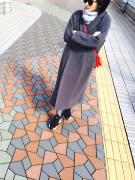 Karikarika19さんの(muller of yoshiokubo ミュラー オブ ヨシオクボ)を使ったコーディネート