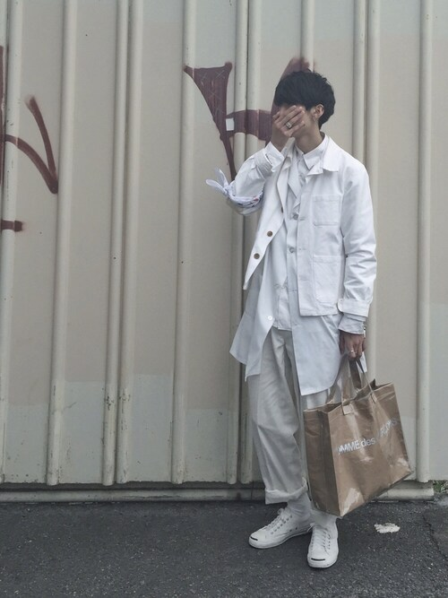 Takuro Matsumotoさんの(Danton)を使ったコーディネート