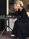 Shiho.Cさんの「フライトキャップ(Discoat Parisien WOMENS|イーエム)」を使ったコーディネート