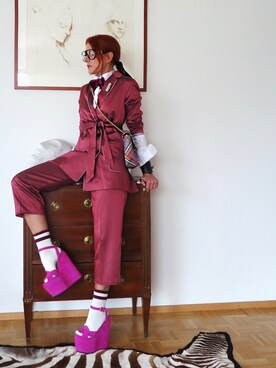(Vivienne Westwood) using this Emelie Bjornberg looks