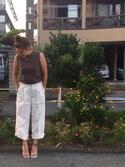 kokkoooooさんの(Hawaiianjewelry|ザラ)を使ったコーディネート