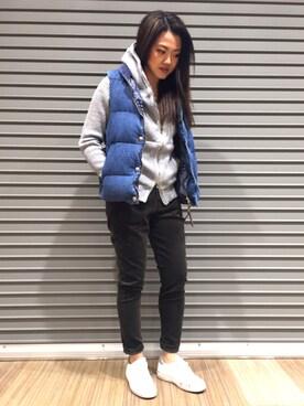RAWLIFE 代官山店|misakiさんの(KURO|クロ)を使ったコーディネート